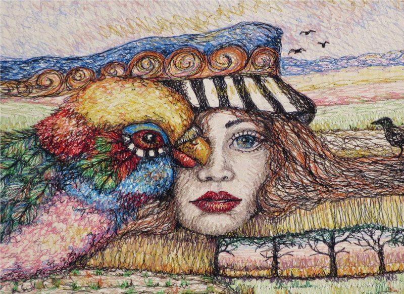 Audacious – Cheryl Bridgart