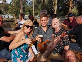 Liam will be live at Barossa Valley brewing from 4pm til 7pm to celebrate Australia day