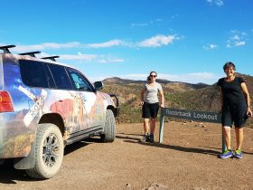 Explore the Flinders Ranges on one of our 4WD and bus tours.