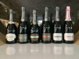 Deviation Road sparkling wines