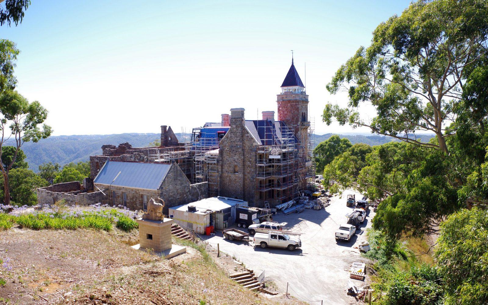 Ruin Restoration