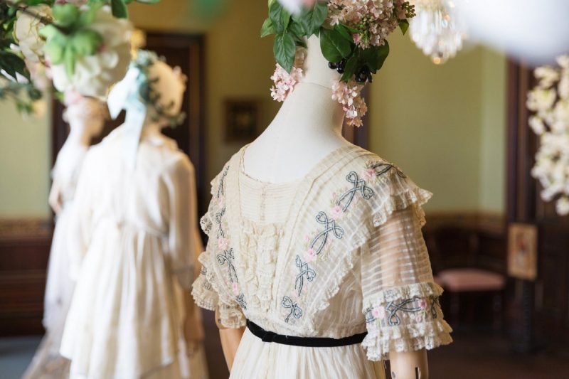 'Age of Elegance' fashion exhibition at Ayers House Museum