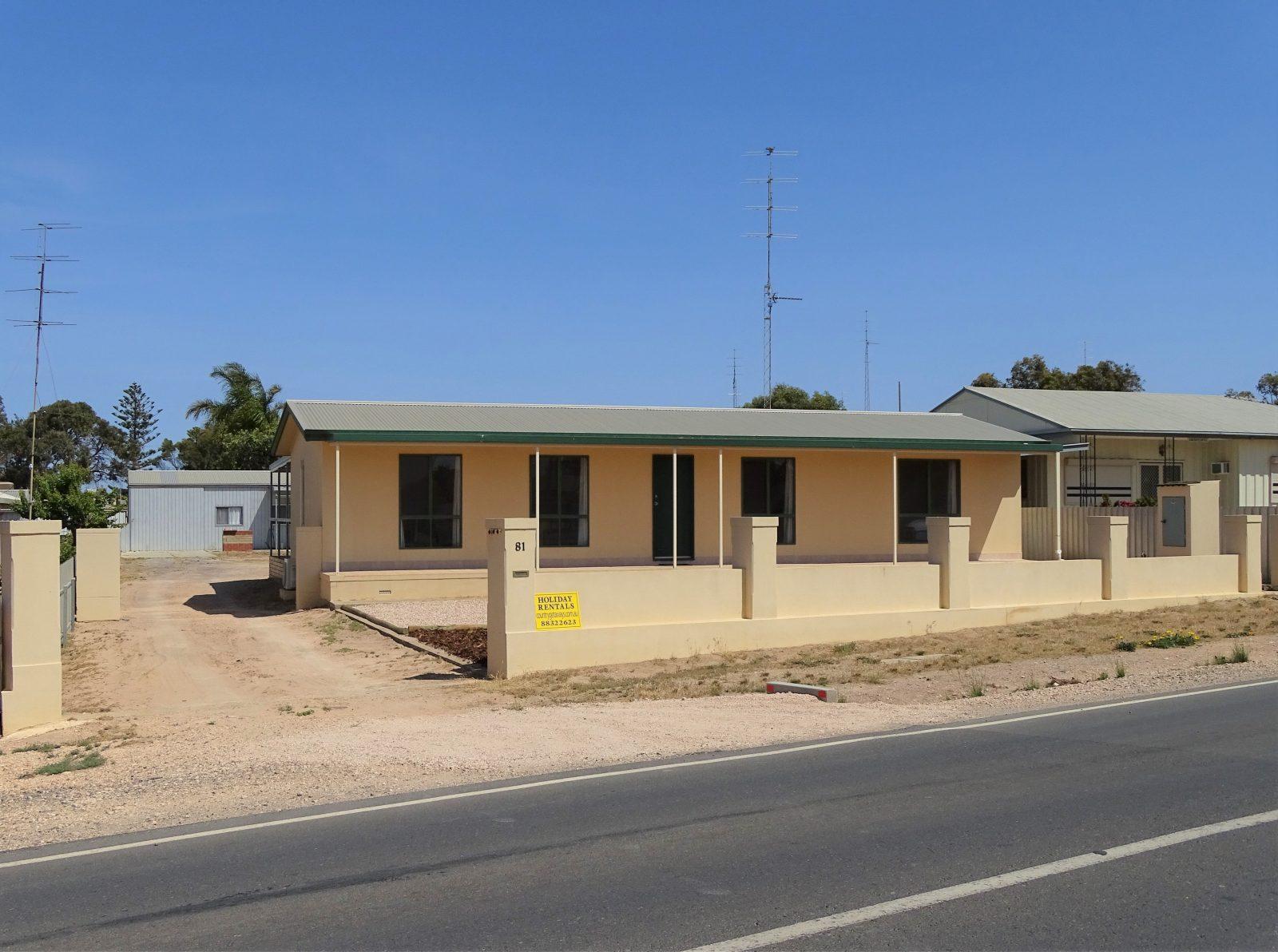 Barney's Beach House, Moonta Bay, South Australia