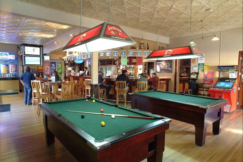 Barossa Brauhaus Front Bar