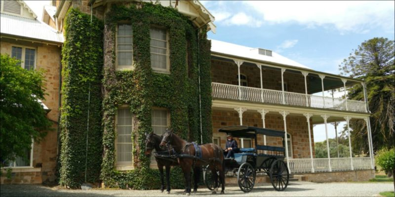 Barossa Carriages