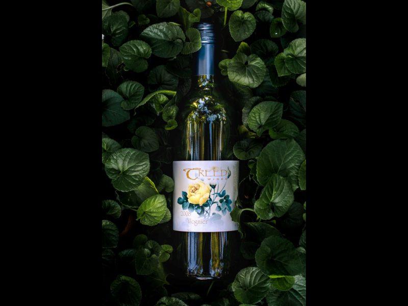 Wine in leaves