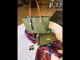 Handbag shot