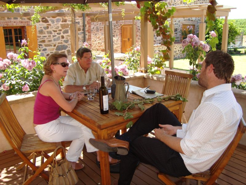 personalised wine tours