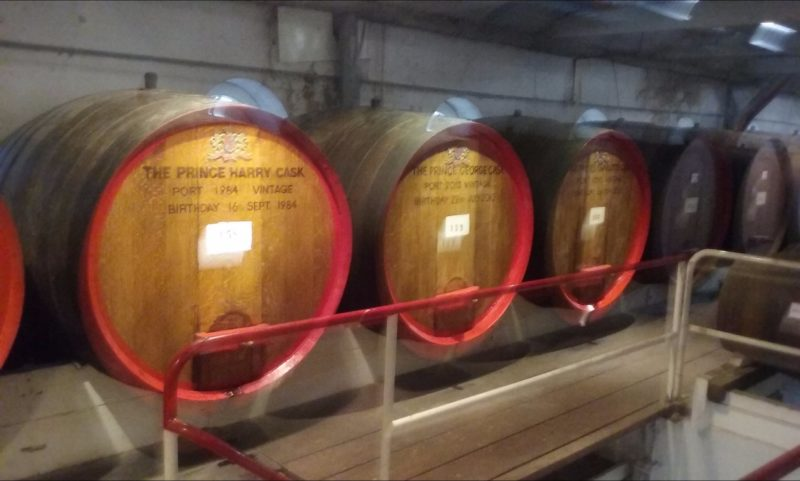 To view on you wine tour