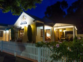 Beautiful Thai restaurant in Angaston
