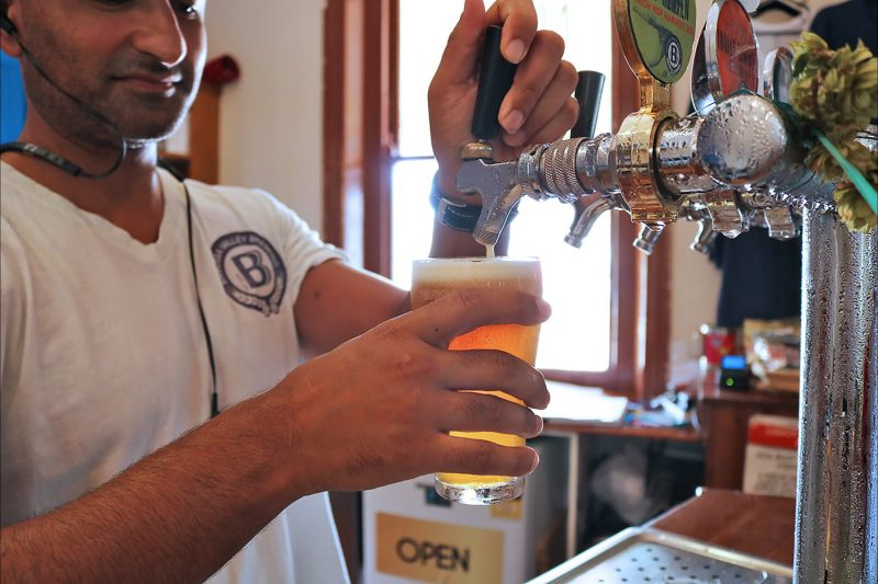 Barossa Valley Brewing Beer on Tap