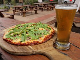 Barossa Valley Brewing Pizza Beer Garden