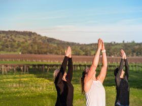 Yoga Meditation Retreat Barossa