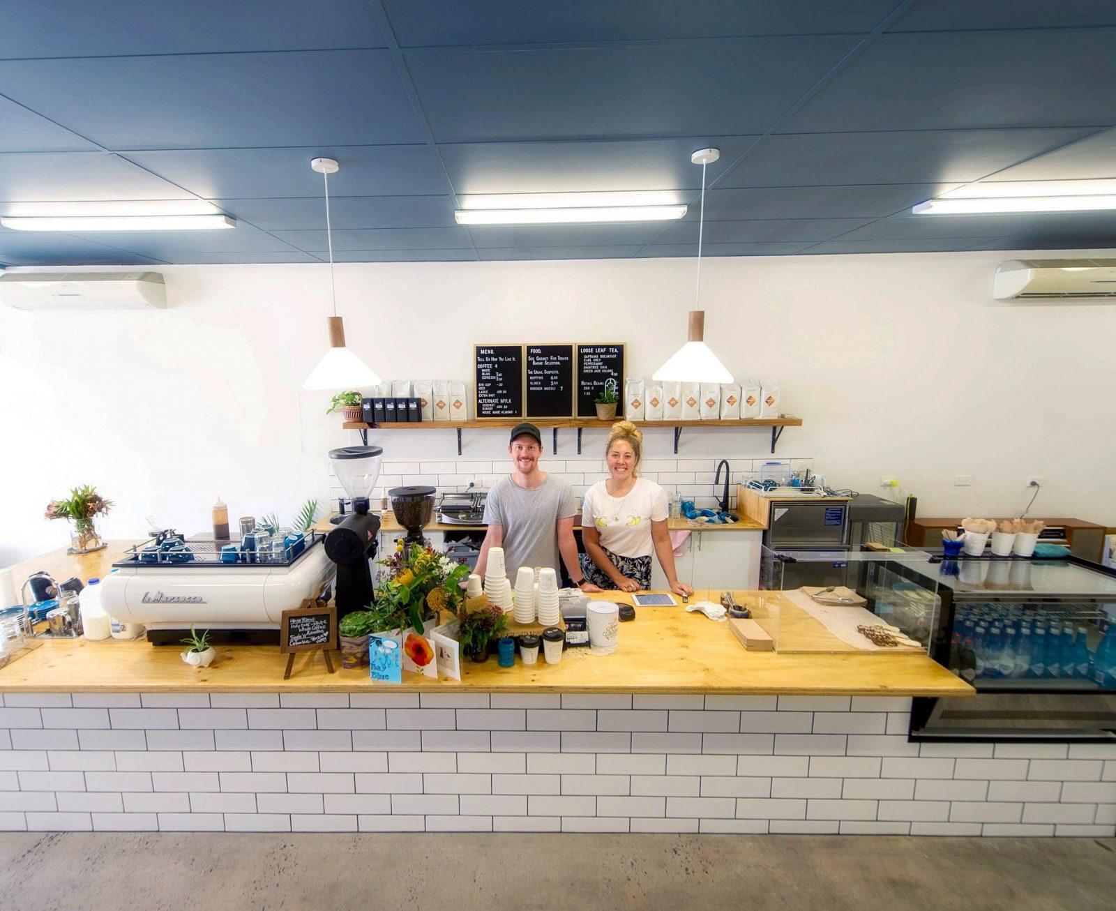 Espresso bar, laMarzocco, white whale coffee roasters, mount gambier cafe, coffee, limestone coast