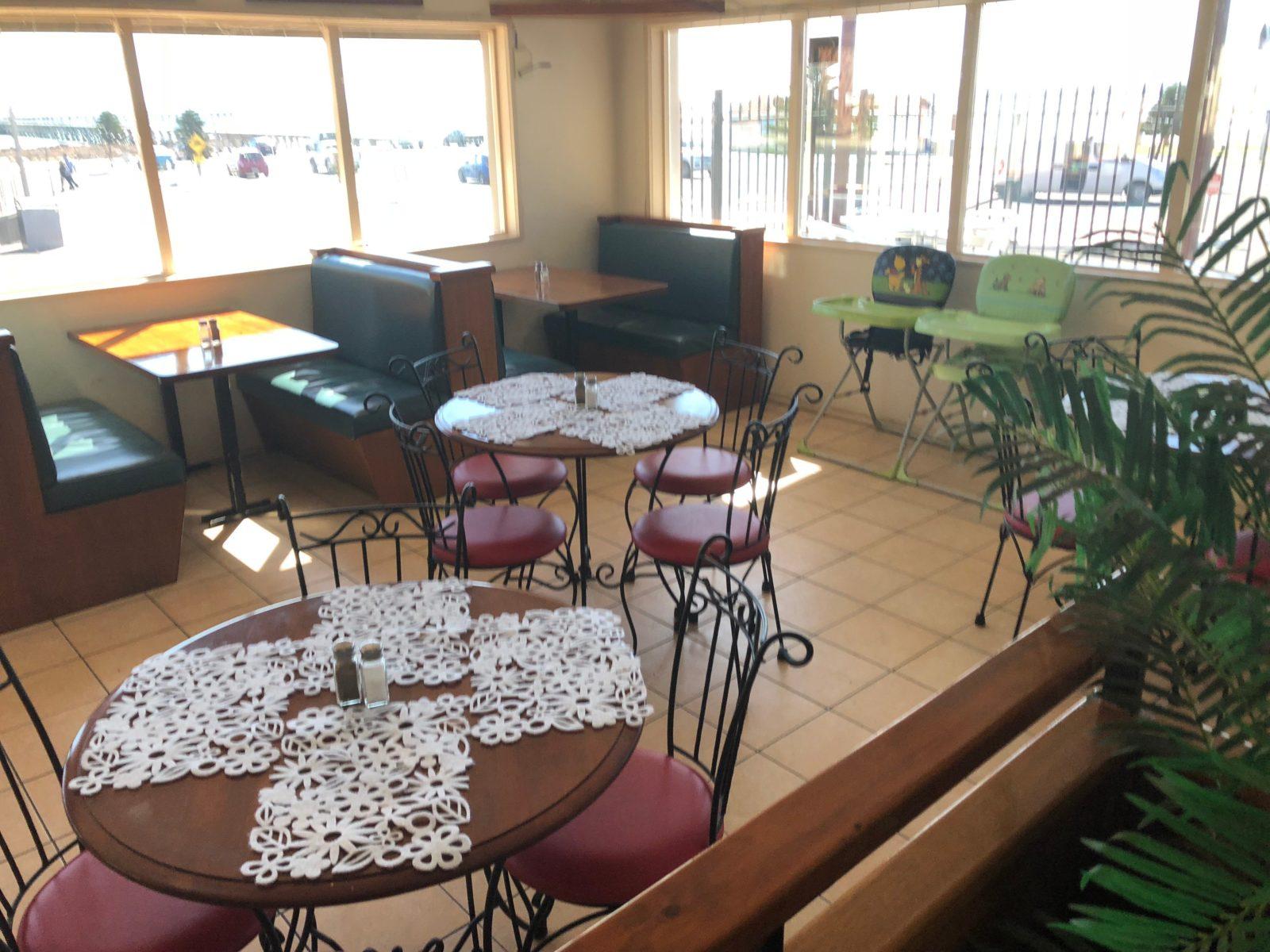 Bayview Cafe, Moonta Bay