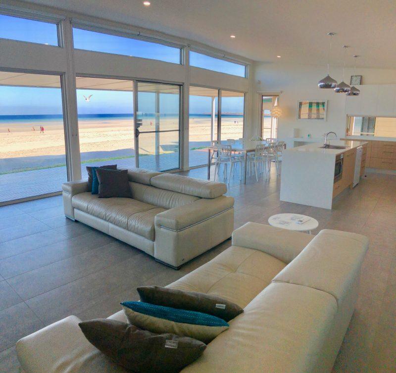 View beach side