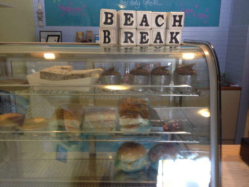 Beach Break Cafe Marion Bay