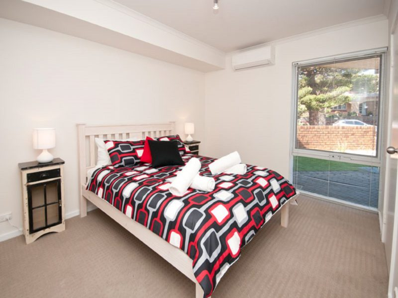 Features Queen bed and own ensuite