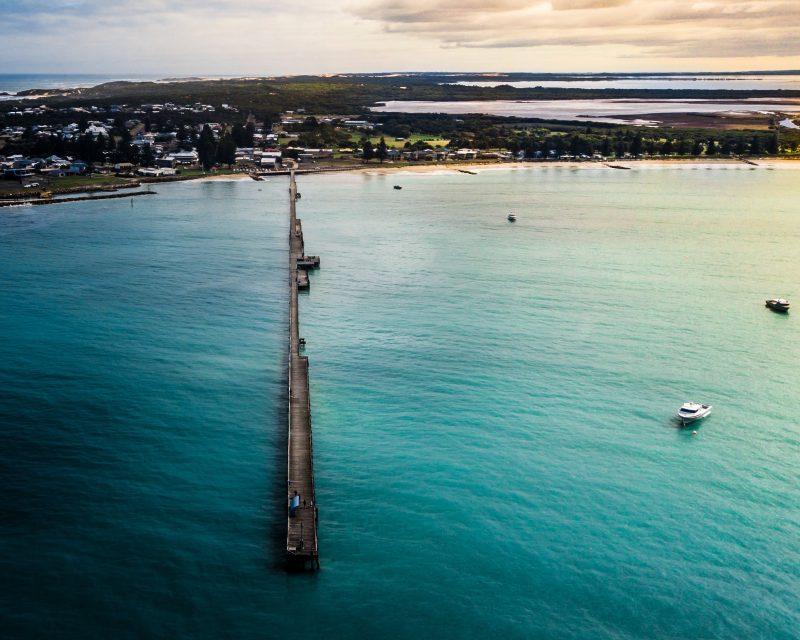Drone jetty