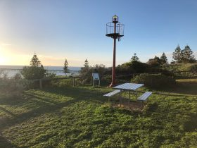 Beacon Reserve Lookout, Port Hughes