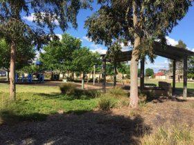 Becker Reserve Playground