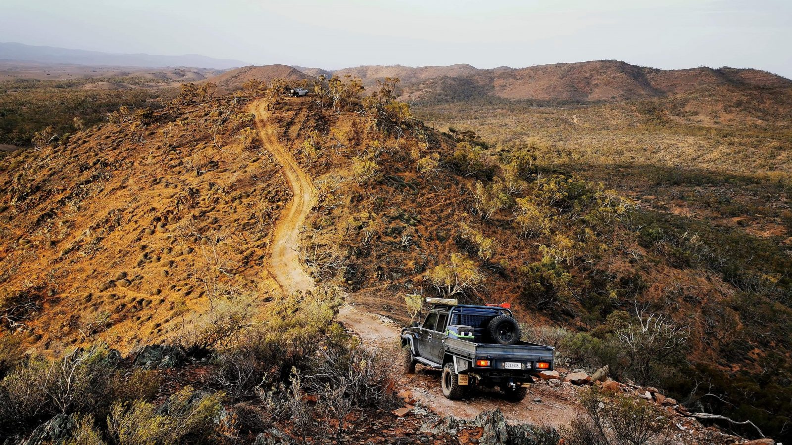 Pats Peak 4WD track