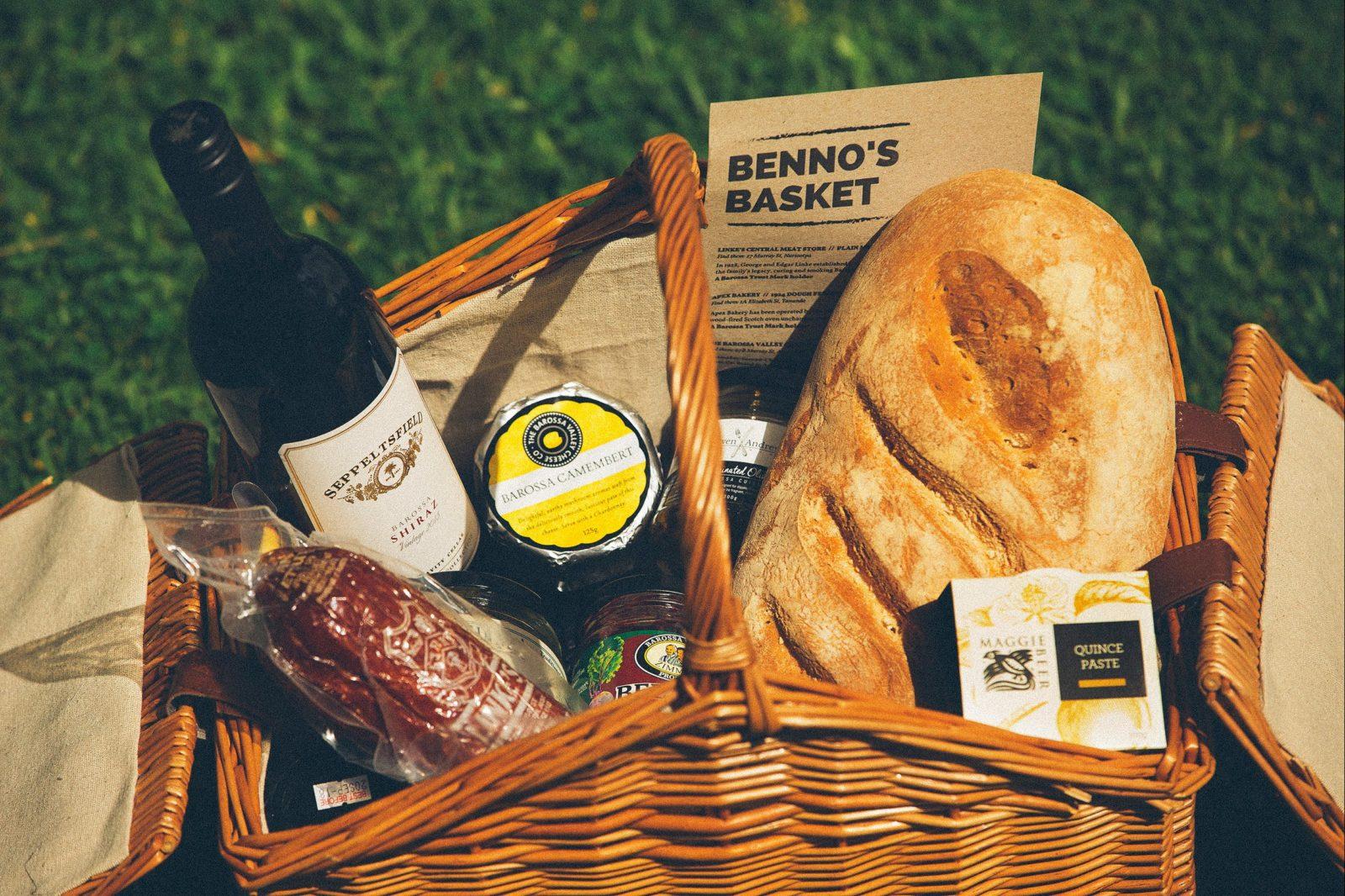 Benno's Basket