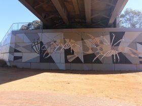 Bridge Mural
