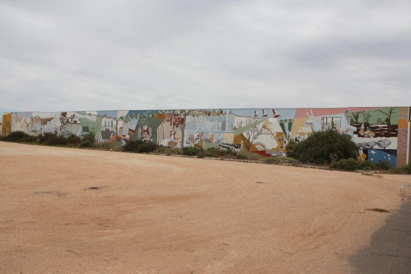 Berri community Mural