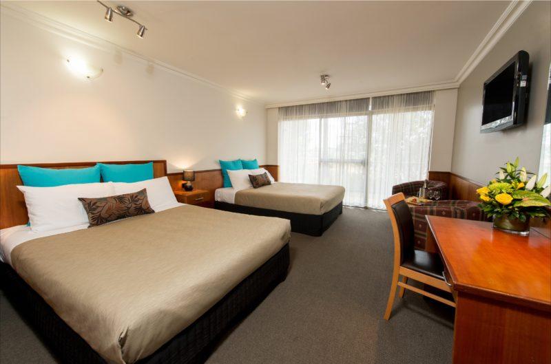 Berri Hotel - Deluxe Room