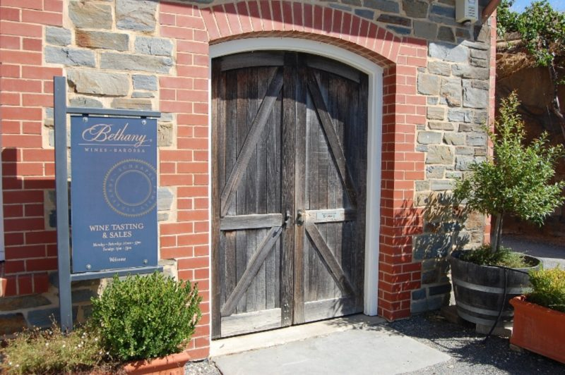 Bethany Cellar Door