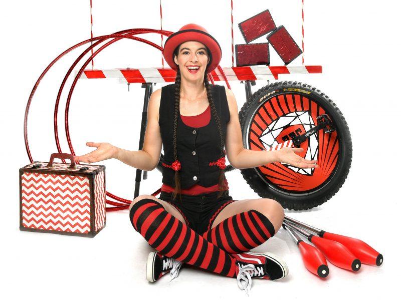 Big Tops & Tiny Tots Circus Show