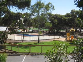 BIG4 Port Willunga Tourist Park pool playground facilities