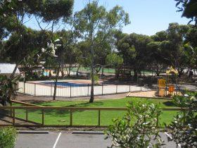 BIG4 Port Willunga Tourist Park pool playground facilities