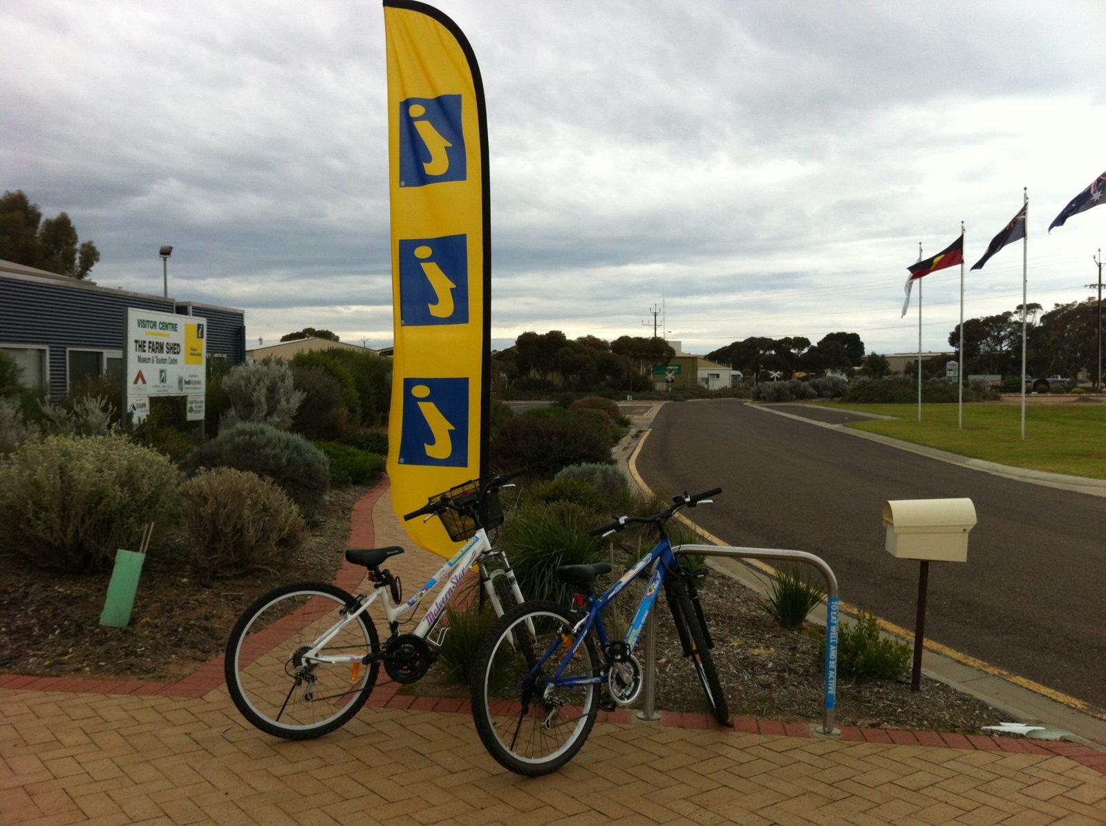 OPAL Bike Hire, Kadina, Yorke Peninsula, South Australia