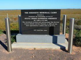 Birdseye Monument