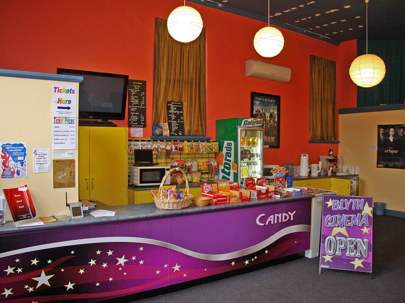 Candy Bar - Blyth Cinema