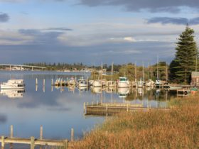 Boathouse Retreat Birks Harbour Goolwa