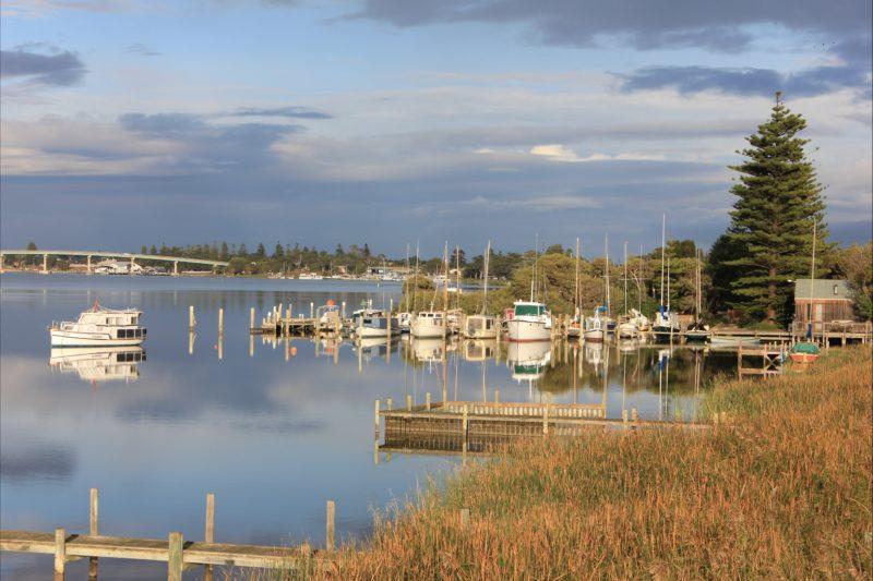 Boathouse Retreat Birks Harbour Goolwa
