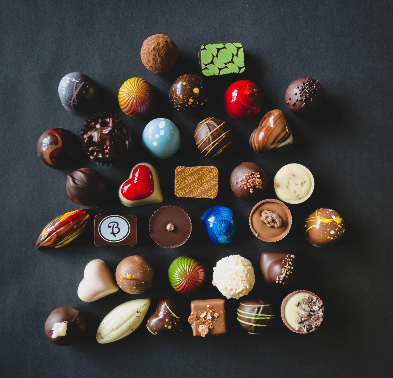 award winning, chocolate, chocolatier, truffles