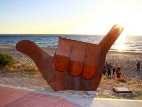 Adelaide Airport Brighton Jetty Classic Sculptures