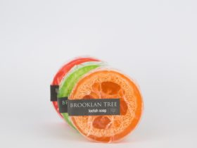 Brooklan Tree Loofah Soap