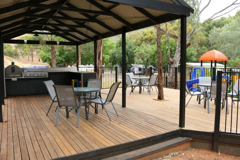Camp Kitchen / Playground