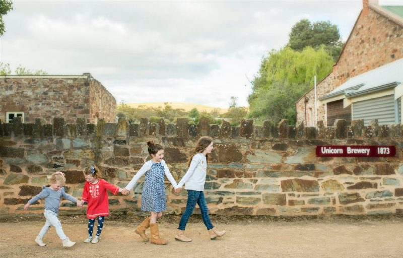 Burra Heritage passport children