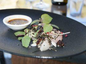 Bush DeVine Kingfish Ceviche