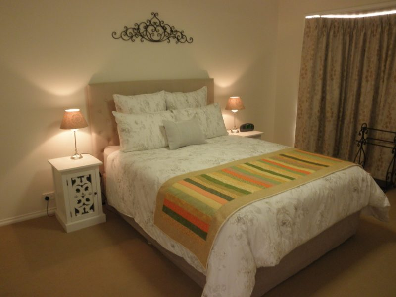 Master Bedroom with walk through robe and ensuite