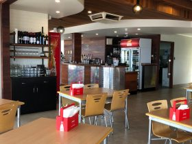 Cafe Capella's by the Bay, Moonta Bay