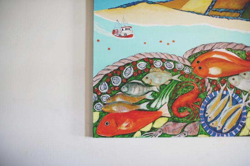 artist Terry Johnson