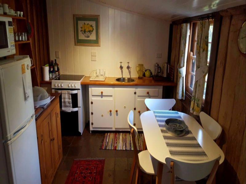 Cameron's Cottage Kitchen Area