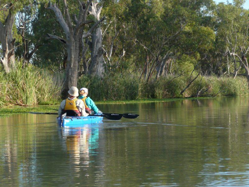 Canoe Adventures, Berri, Riverland, South Australia